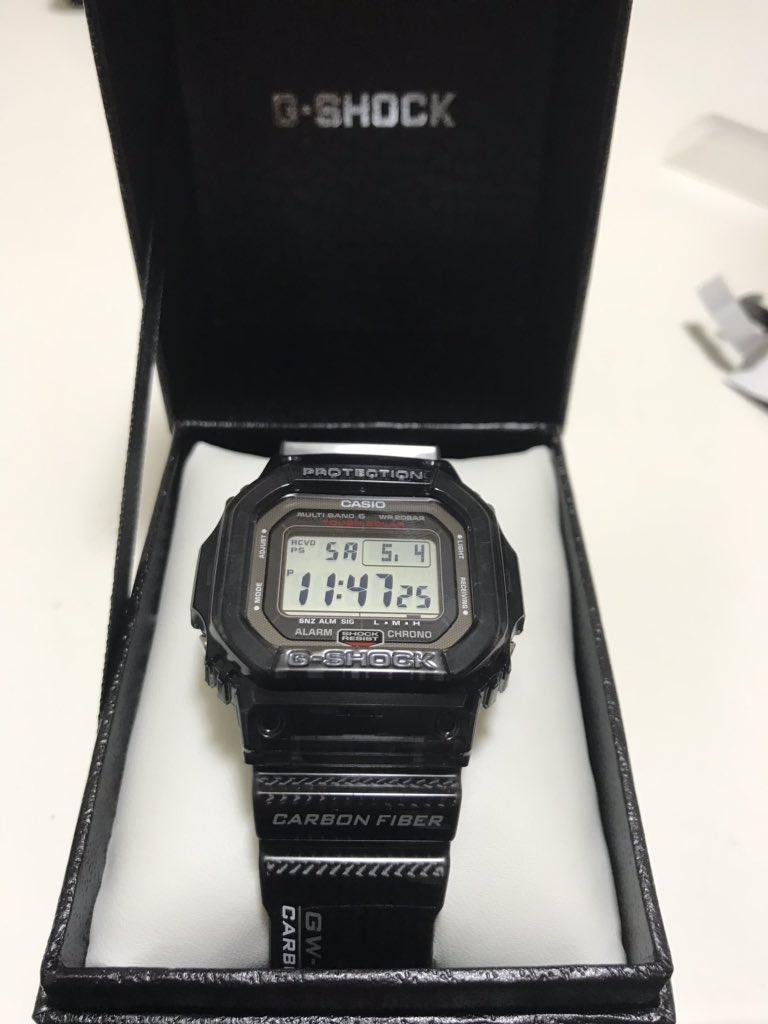 親が就職祝いで時計買ってくれた??????ありがたや??