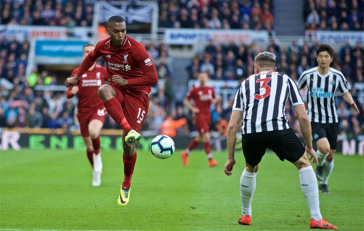 Xem lại Newcastle vs Liverpool