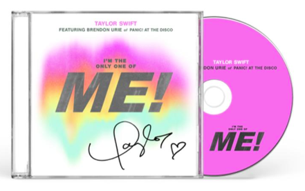 AUTOGRAPHED ME! CD - INTERNATIONAL GIVEAWAY 🌼🦋  I bought an extra one so I could give it away to someone who was unable to get one.  To enter: ✨ Please RT and follow ✨ For 1 extra entry tag a friend  GIVEAWAY ENDS: 13th June  Good luck!! 💗 https://t.co/UUyjUlCbKO