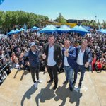 Amazing day in @SalonProvence for our sunny Roadshow with @RenaultF1Team and @HulkHulkenberg ! 🏎🔥 #FrenchGP #GpFranceF1