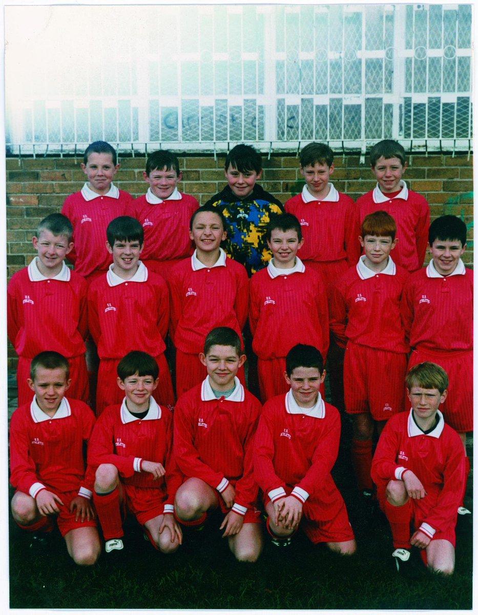 Wayne Rooney Liverpool Schoolboys