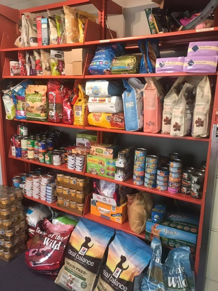 Pantry shelves are stocked.... please let us help you and your pets in @passaic_county #Bloomingdale #Clifton #Haledon #NorthHaledon #LittleFalls #Passaic #Paterson #PomptonLakes #ProspectPark #Ringwood #Totowa #Wanaque #Wayne #WestMilford #WoodlandPark @HawthorneNJ