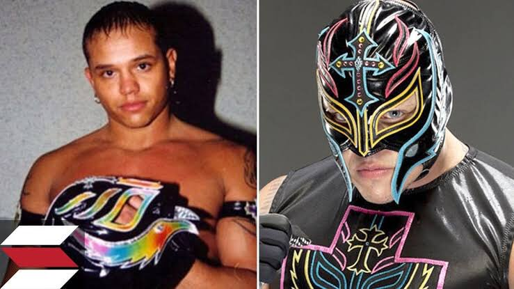 what do you call a once in a lifetime wrestling champion? rare mysterio