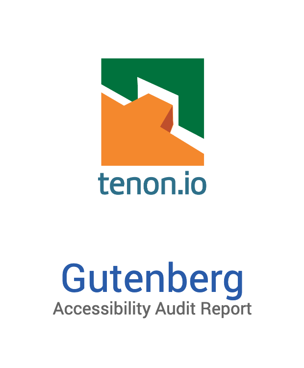 Anyone else doing some weekend reading of the #Gutenberg #accessibility audit report?  https://wpcampus.org/2019/05/gutenberg-audit-results/ …  #WordPress #a11y
