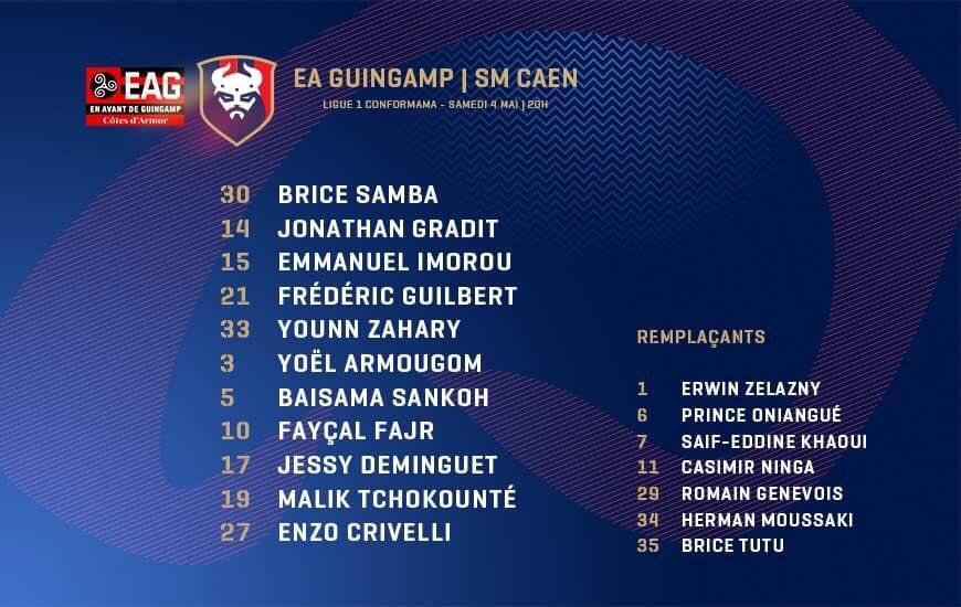 [35e journée de L1] EA Guingamp 0-0 SM Caen D5vPF5_X4AAB4L3