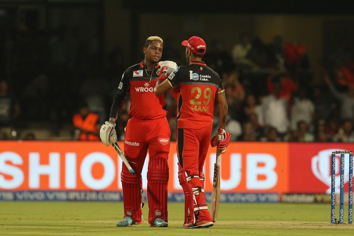 IPL 2019: Watch - Shimron Hetmyer's Unique Celebration After Scoring his Maiden IPL Fifty