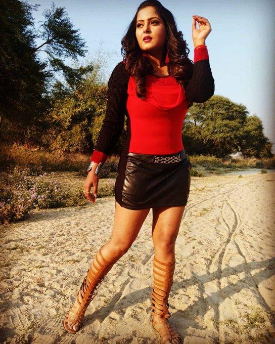 #BhojpuriActress #AnjanaSingh #Glamorous #Photos