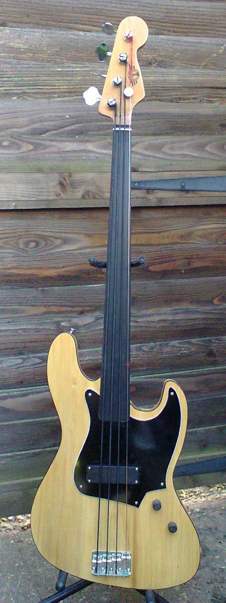 Butsermountainmusic jupiter thunder bird bass guitar BMM