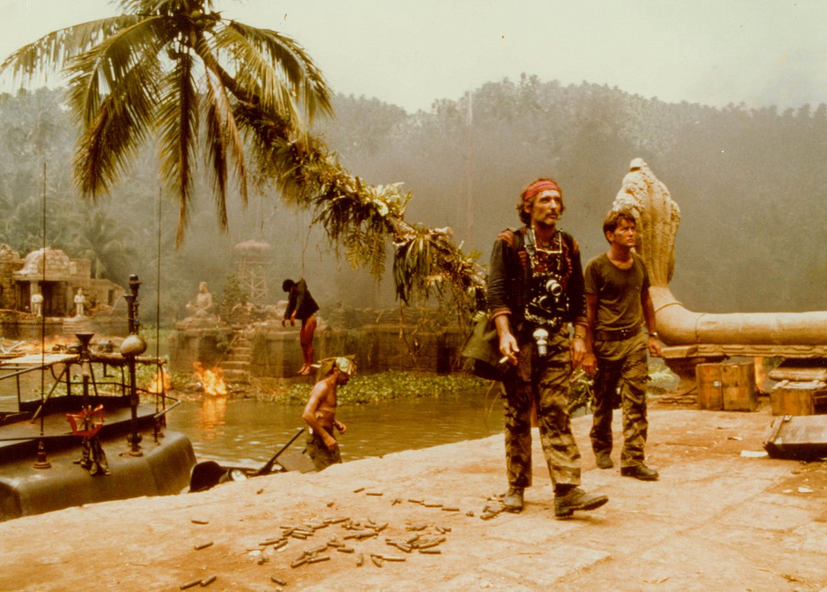 The story of the original unused music score for Apocalypse Now (12.00) bbc.co.uk/sounds/play/m0…