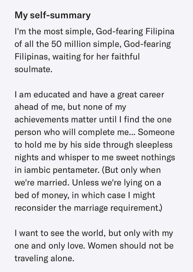 katz dating advice