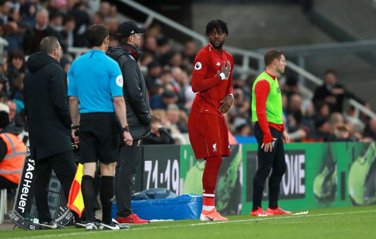Squawka News On Twitter Xherdan Shaqiri Assist Divock Origi Goal Liverpool S Subs Make A Massive Impact Against Newcastle