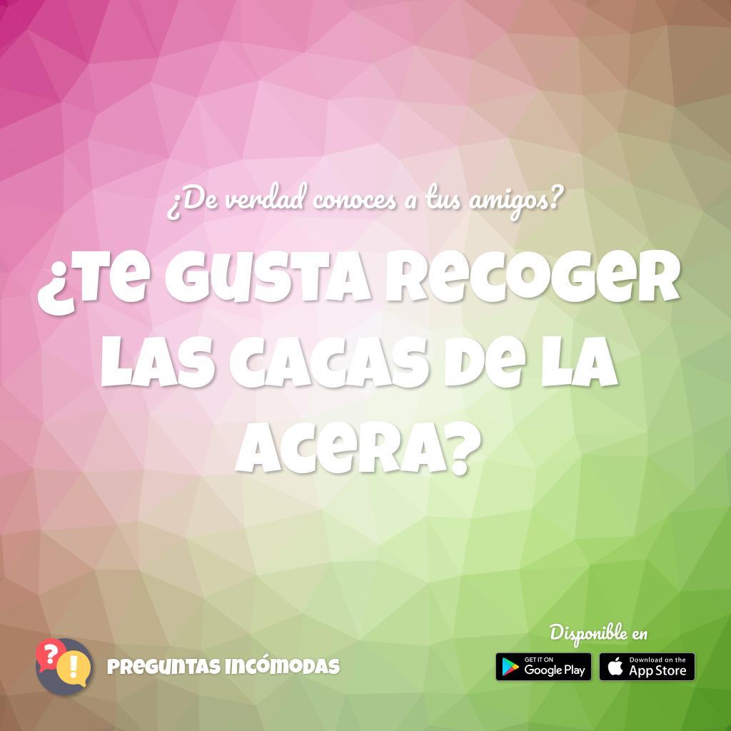 Preguntas Incomodas Incomodasapp Twitter