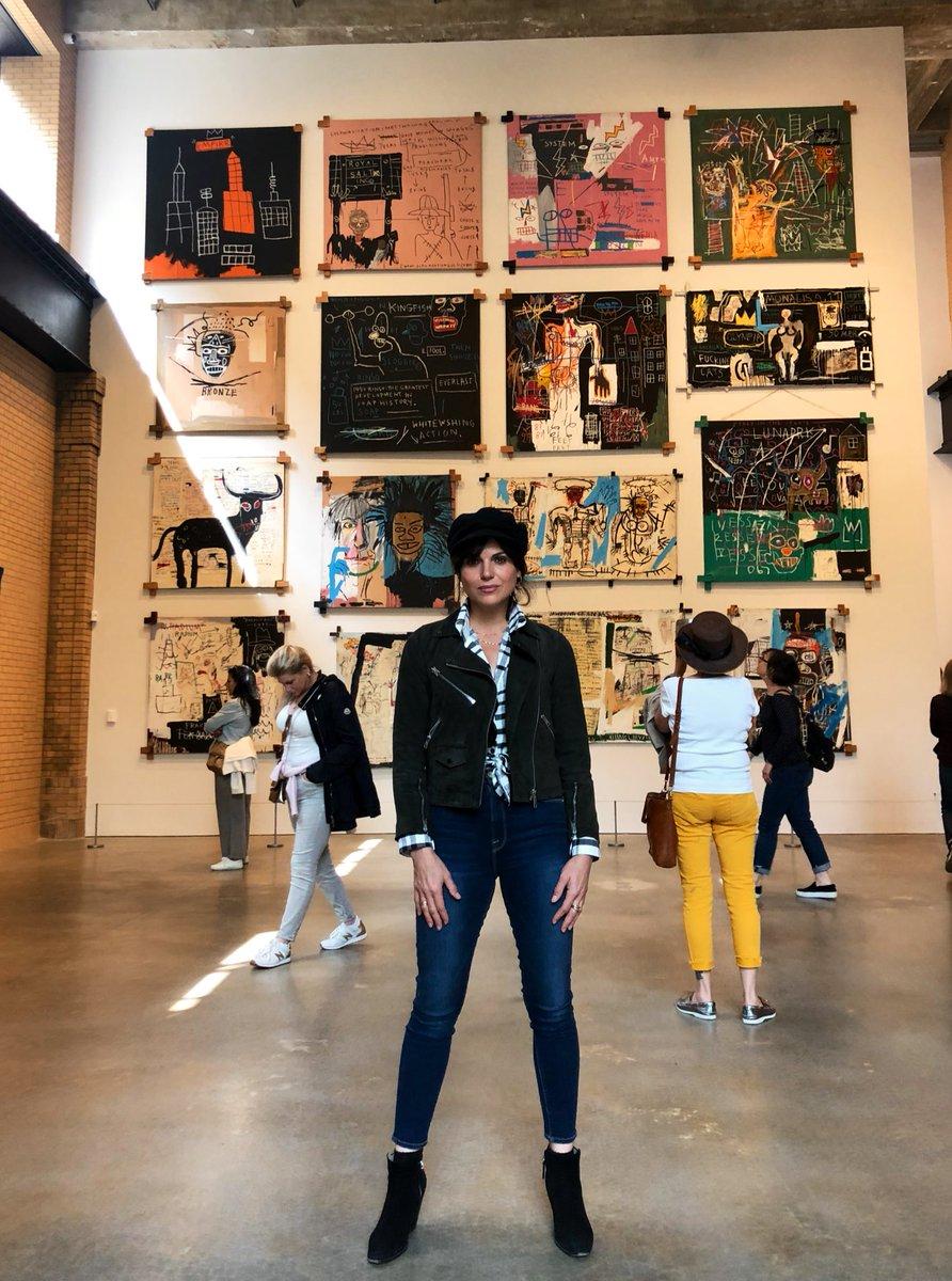 💥❤️🎨 #Basquiat #EastVillage @BrantFoundation https://t.co/kRwaFW8vM0