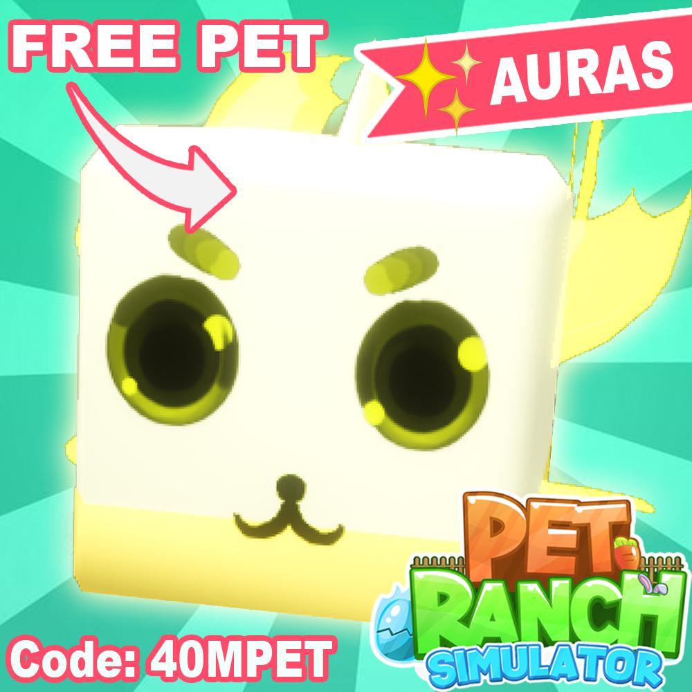 codes for pet simulator update 11