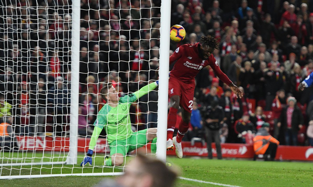 Gol Liverpool