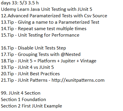 junit5 hashtag on Twitter