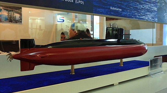 مصر مهتمه بشراء غواصات Type S20  و Type S26T الصينيه المعده للتصدير  D5wv-73W0AA4d3M