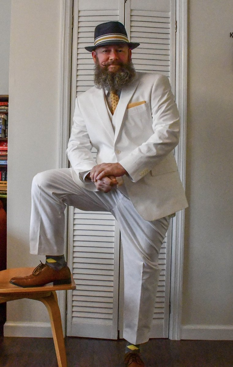 dd86883273f12 This new white  tommyhilfiger  suit is perfect for  spring and  summer.