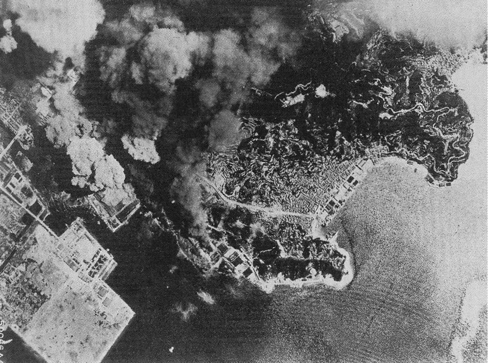 "JS.Kenta on Twitter: ""1945年5..."