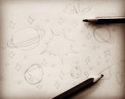O primeiro de muitoos #drawing #iniciodacarreira pic.twitter.com/clnNOdaOcM