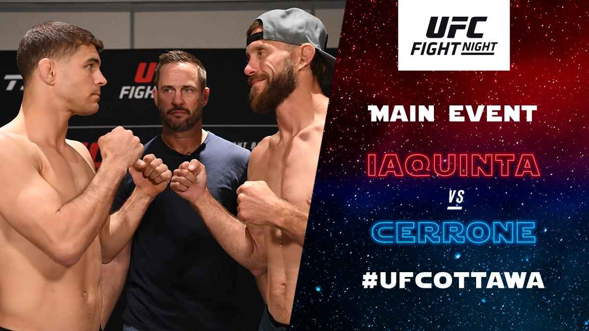 UFC Fight Night 151 'Iaquinta vs. Cowboy' - Play by Play Updates & LIVE Results -