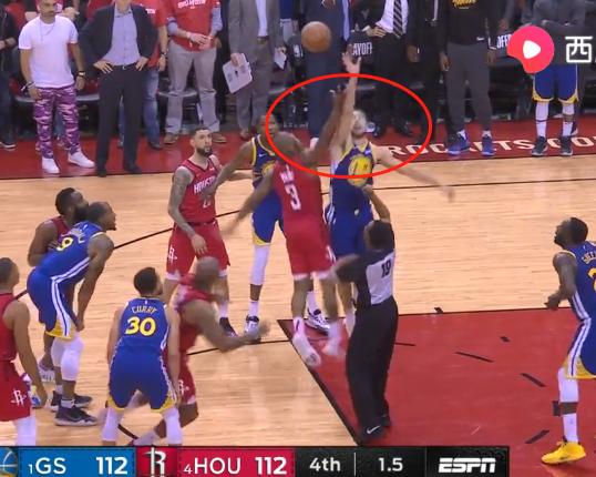 【影片】最後1.5秒的爭球,CP3是如何跳贏佛祖的?連續強跳2次,而這個動作太隱蔽!-Haters-黑特籃球NBA新聞影音圖片分享社區
