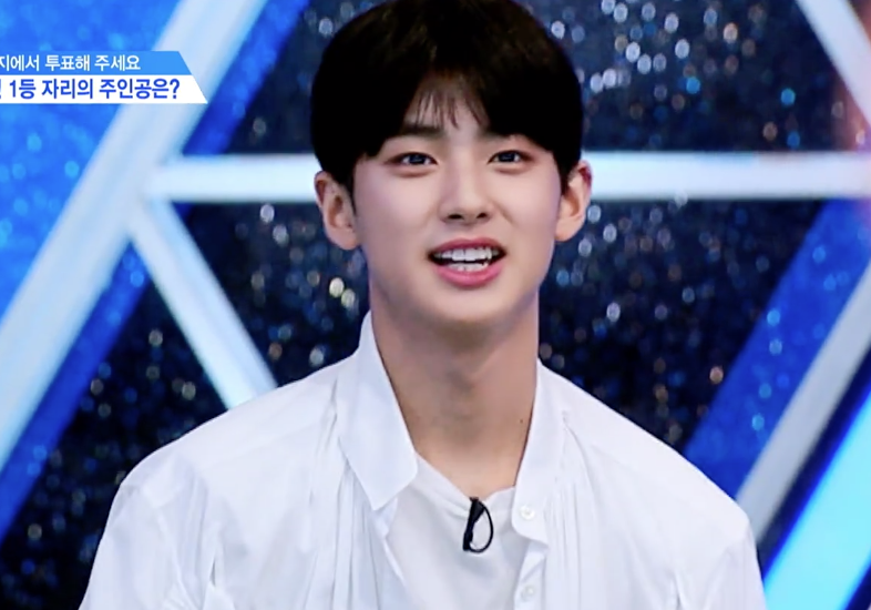 Appreciation] Is Produce X101 Kim Mingyu the only visual from