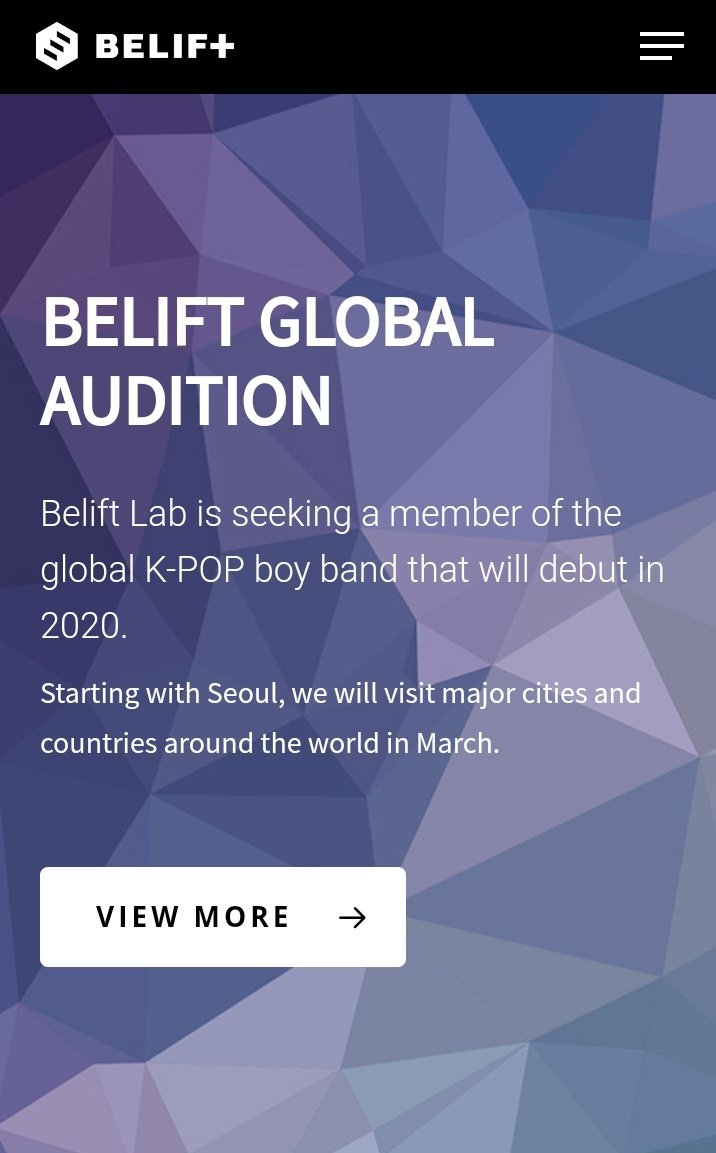 Head on over to belift.kr to check out more details! The site is available in Korean, English and Japanese. If you know of anyone or personal fulfill the eligibility for application, share with them the details today! 😎