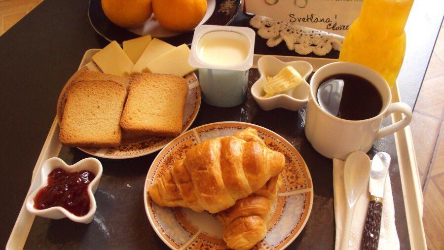 Открытка с добрым утром на французском, открытка коллеге девушке