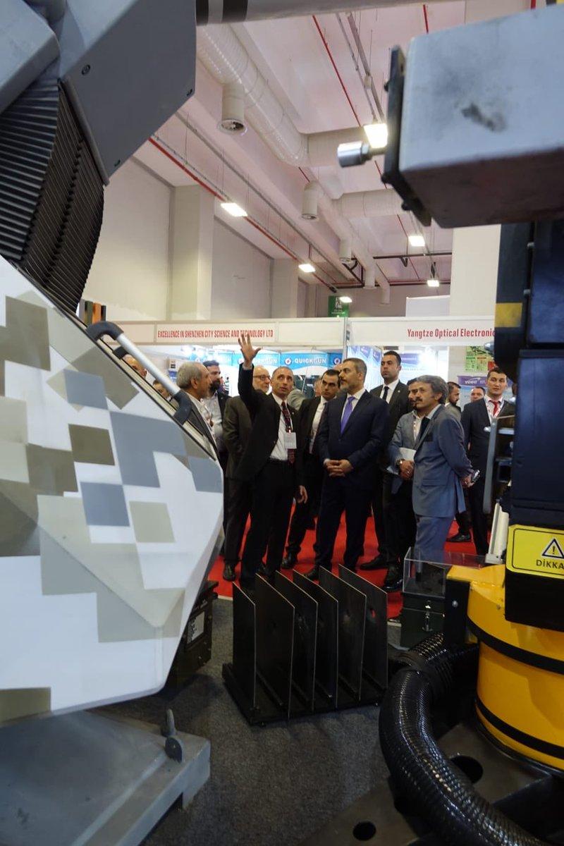 مدافع كهرومغناطيسيه تركية جديدة تحل محل الاسلحة النارية التقليدية..تتمتع بقوة دفع تعادل 5 أضعاف سرعة الصوت D5yZWjWX4AcF6Uf