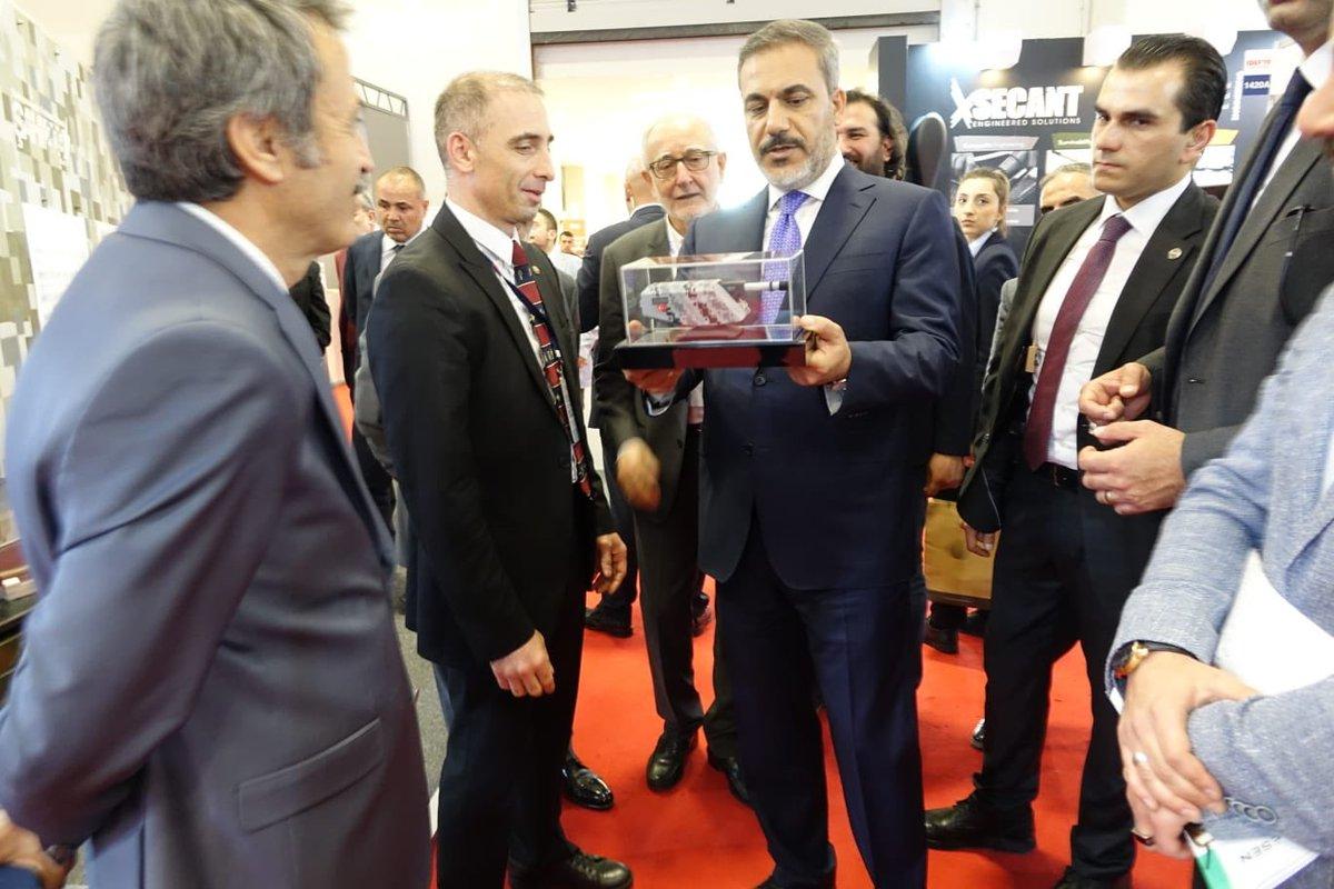 مدافع كهرومغناطيسيه تركية جديدة تحل محل الاسلحة النارية التقليدية..تتمتع بقوة دفع تعادل 5 أضعاف سرعة الصوت D5yZWjaWAAAREnT