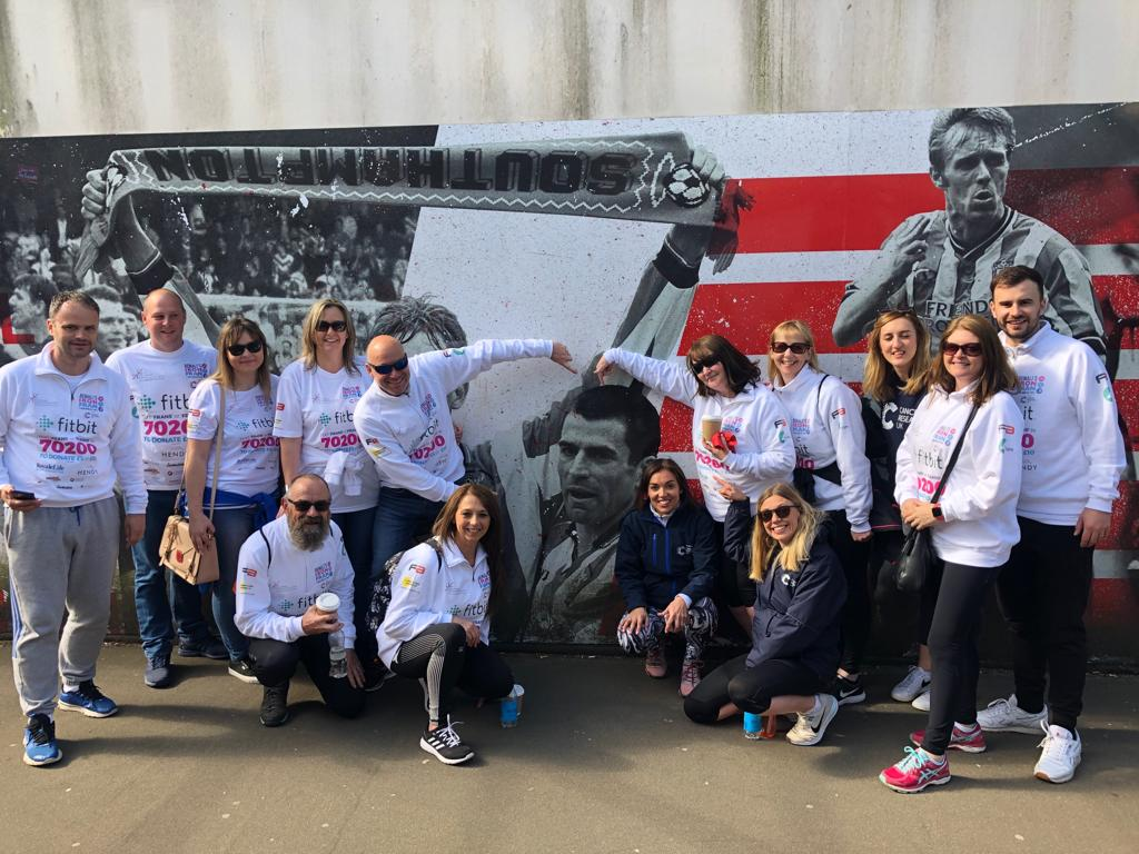 Thanks to YOUR donations @FrannyBenali and team #ironfran have raised a whopping £902,650 for @CR_UK!  Let's keep donating and get to that £1m goal!  You can donate today by texting FRAN5 or FRAN10 to 70200 or for any other amount please donate to http://ironfran.co.uk