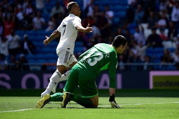 هدف ريال مدريد الأول في شباك فياريال