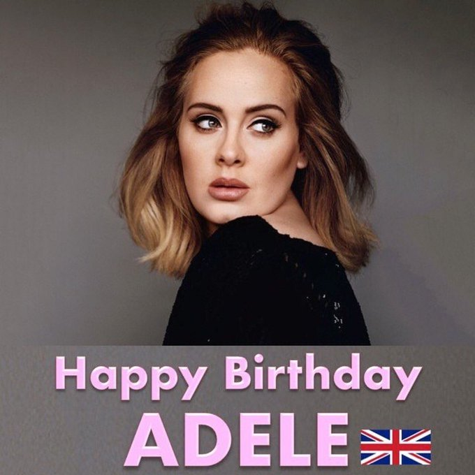 Happy Birthday to the gorgeous and hugely talented !