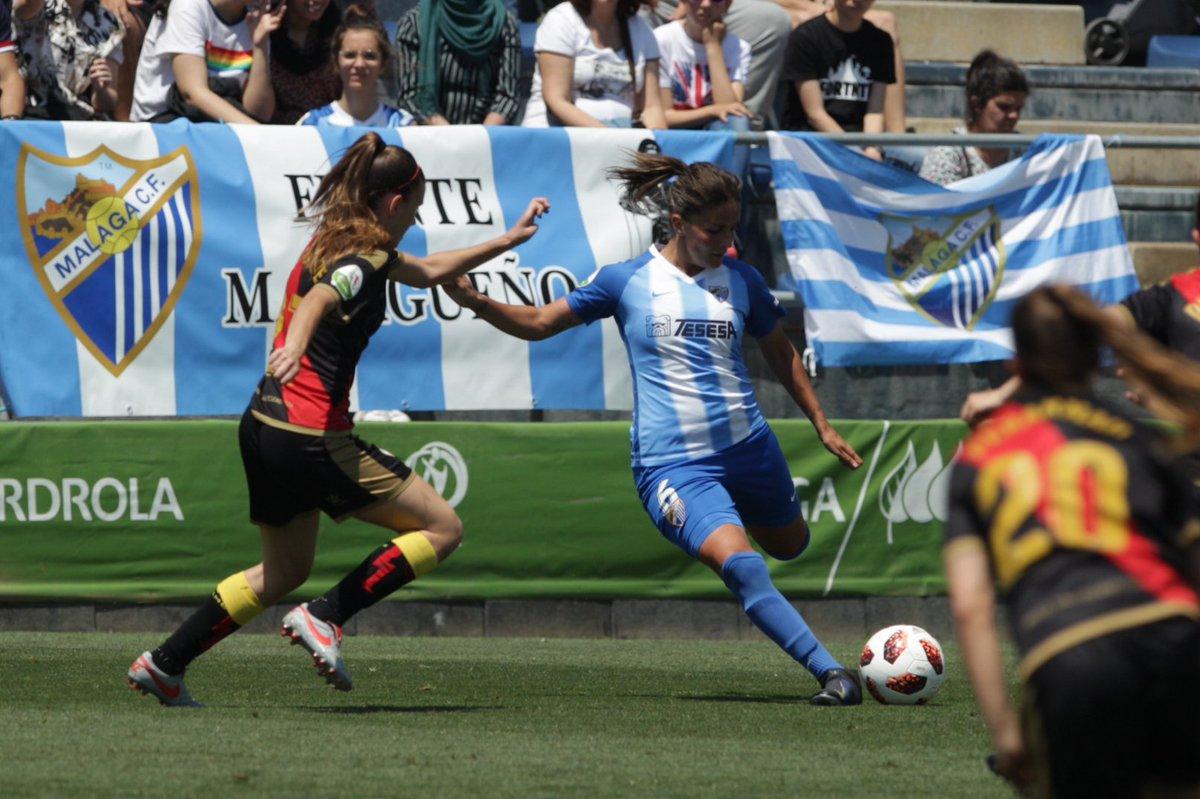 ⚽ #FUTBOL | Llegamos al descanso en el encuentro entre @MalagaCFemenino y @RayoFemenino con el resultado de (1-2).  🏆 Jornada 30 de #LigaIberdrola.  #FutbolFemenino #SomosMálaga #MálagaRayo #LuchaConNosotras