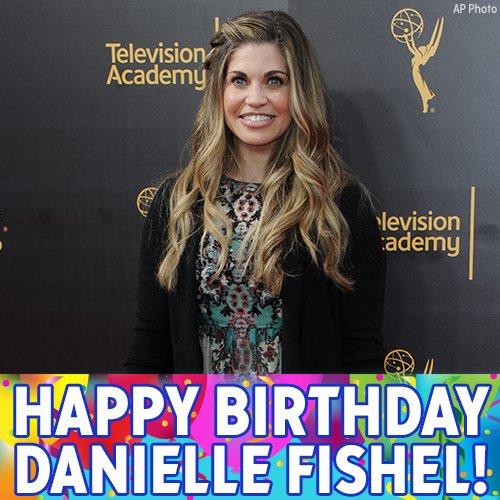 Happy Birthday to Boy Meets World actress Danielle Fishel!
