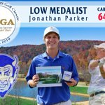 Image for the Tweet beginning: Congratulations to our Low Medalist