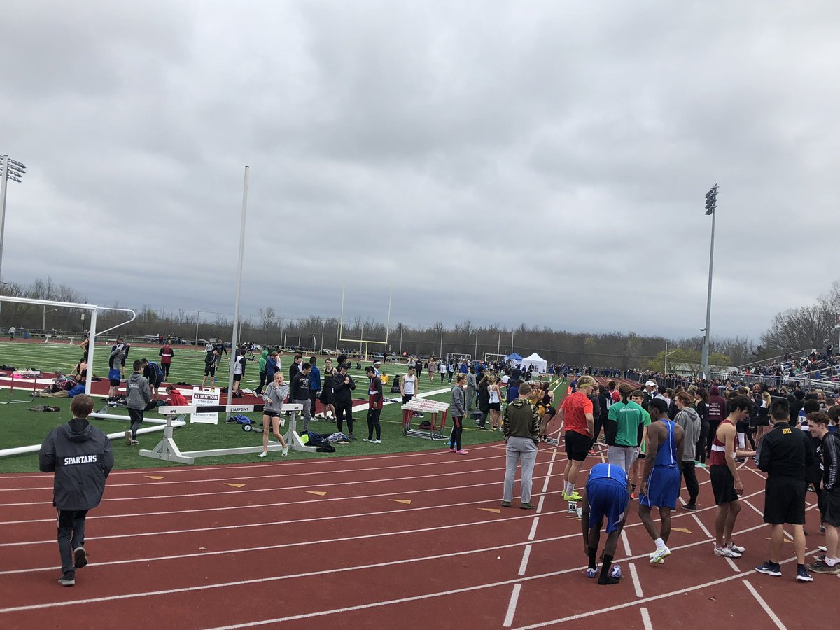 Tremendous day yesterday at the Spartan Team Challenge!! What a tremendous job @StarpointCSD and @spointathletics did in hosting!