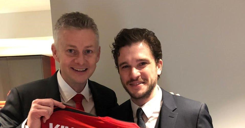 Jon died, came back to life and went back to Europa League.  He is Manchester United. #GameofThrones