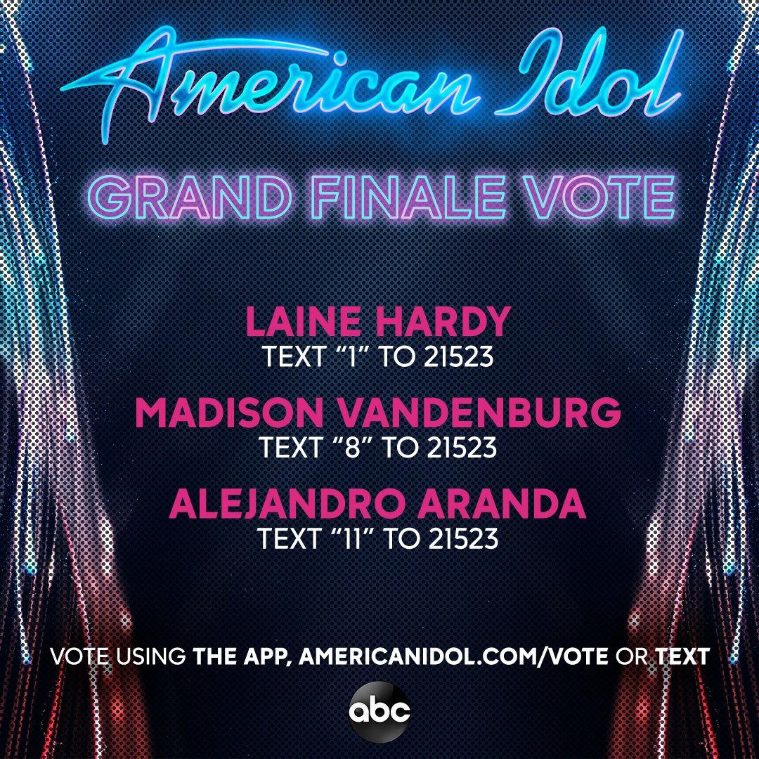 American Idol on Twitter: