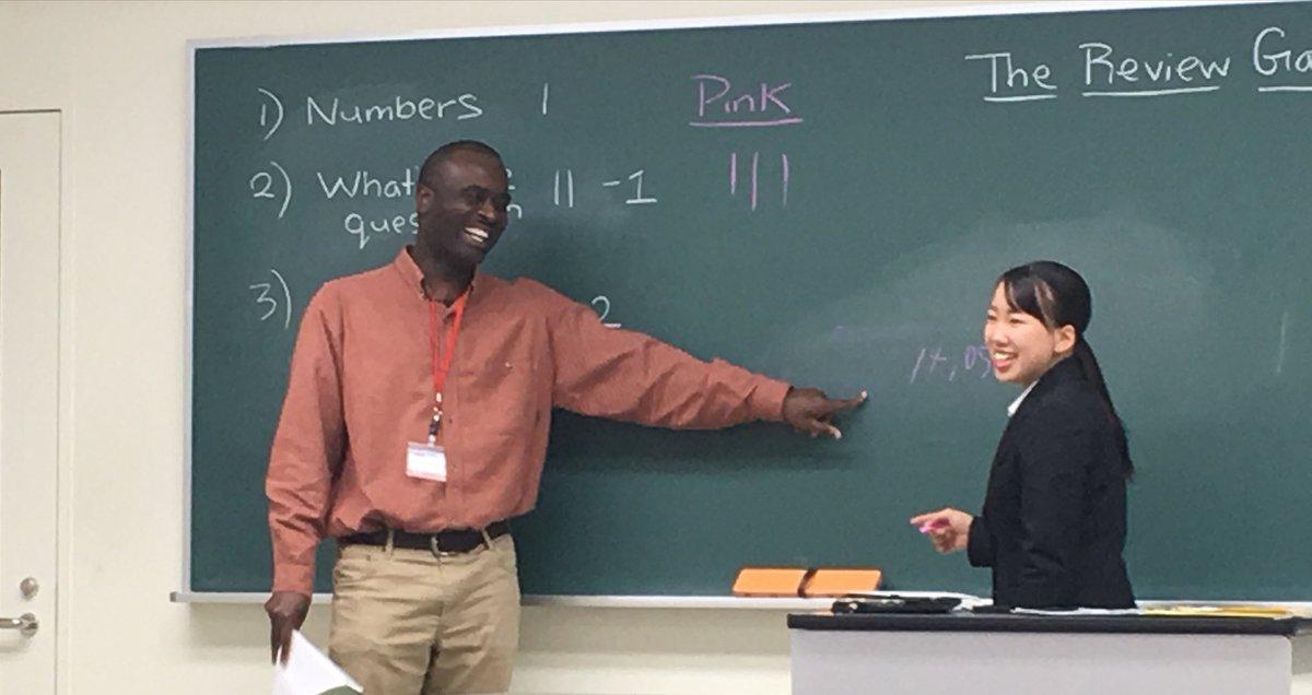 【#ホテル #旅行観光 コース】ネイティブ講師の英会話授業?英語苦手だったけど、楽しい授業で分かりやすいッ!(ノ´∀`*)#専門学校 #京都 #英語
