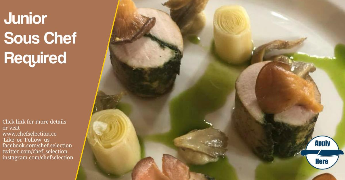 Junior Sous Chef required to join the team at this busy Hotel and Restaurant #Stamford #Lincolnshire upto 26K Plus tips and #LiveIn Apply Here http://chefjob.co/CS5128?utm_campaign=meetedgar&utm_medium=social&utm_source=meetedgar.com … Please Share / RT #ChefSelection #JuniorSousChef #Chefs #Cheflife #Newjob #Job #Jobs #Career #Careers