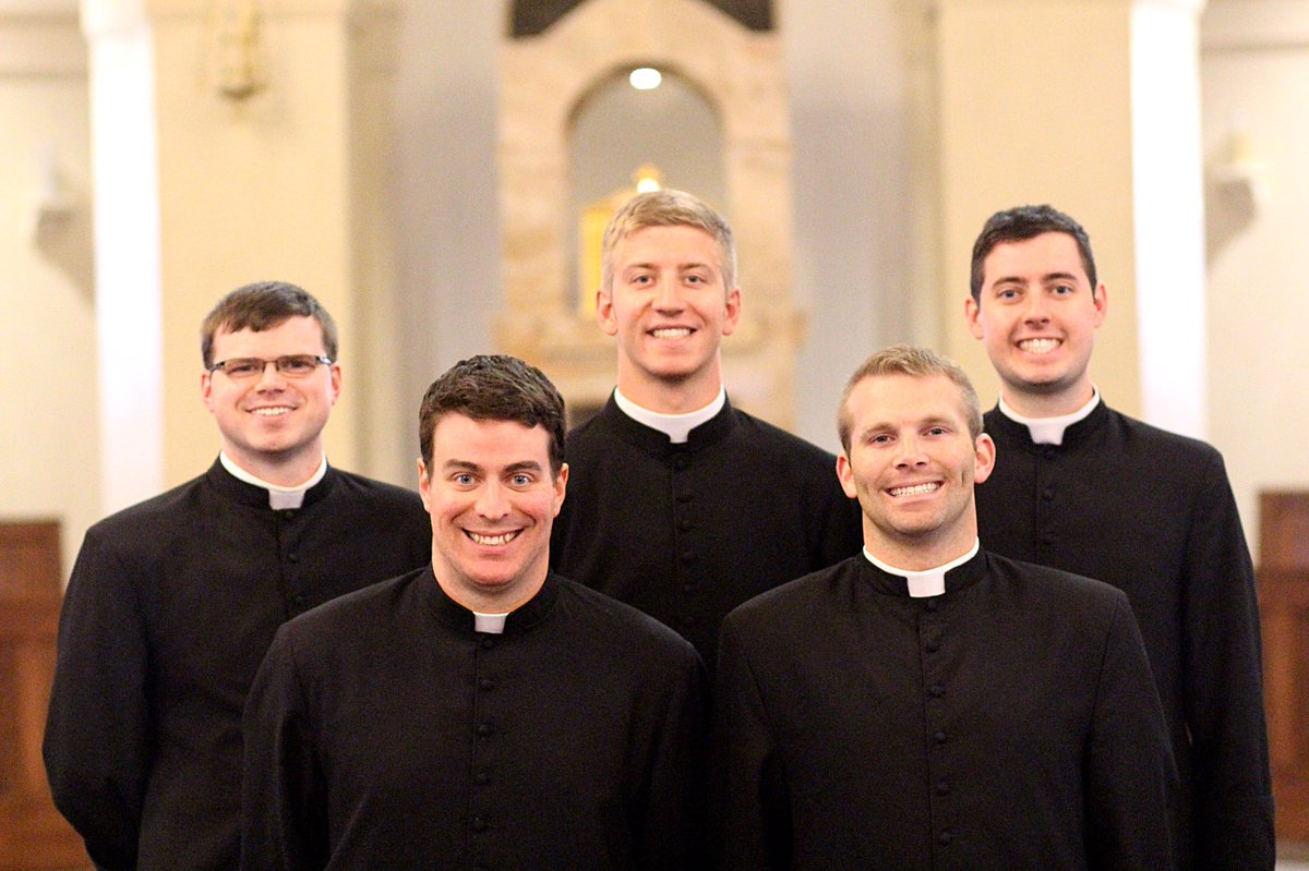 I'll be ordained a transitional deacon this Friday at 7pm @ the Lincoln Cathedral by @bishop_conley I'd love to see y'all there for the Ordination &amp; after-party (in the gym).  Pray for us 5 to-be-deacons &amp; the 4 to-be-priests as we start retreat tonight.  Lord, I give you my life<br>http://pic.twitter.com/lcfl1Vjq7t &ndash; à Cathedral of the Risen Christ