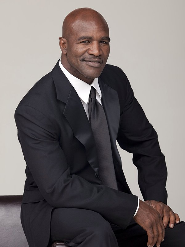 Congratulations to my client, my best friend &amp; my brother Evander &#39;Real Deal&#39; @holyfield  He &amp; I are in Los Angeles tonite as he will be honored at the &#39;American Icon Awards&#39; along with Al Pacino &amp; Quincy Jones for being Icons in their respective fields! Congrats!! #BeverlyHills<br>http://pic.twitter.com/ogyVMN2fxD
