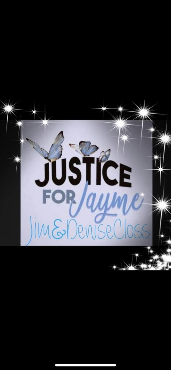Justice for Jayme, James and Denise #jaymecloss #justice <br>http://pic.twitter.com/ISrMWf2T0s