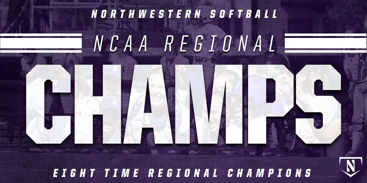YOUR #B1GCats ARE REGIONAL CHAMPS! What a game. What a weekend. Thank YOU for all your support in Evanston! LETS. GO.
