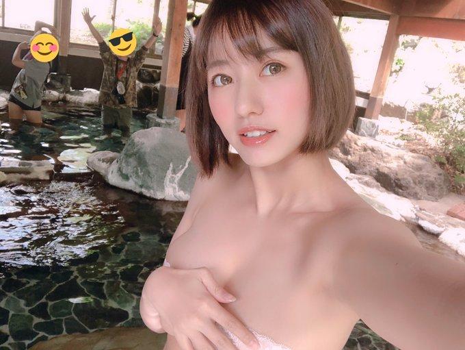 グラビアアイドルヴァネッサ・パンのTwitter自撮りエロ画像29