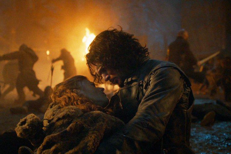 Jon Snow deserved better 😭😭 #GameOfThrones
