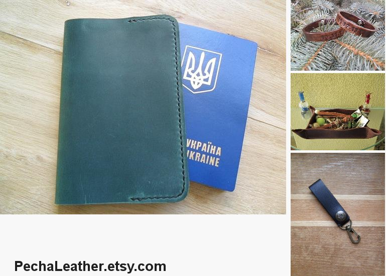 Simple green real leather passport cover Passport #bagsandpurses @EtsyMktgTool https://etsy.me/2Ldl2qX #simplecover #greenleatherpic.twitter.com/1D5YqPni6H