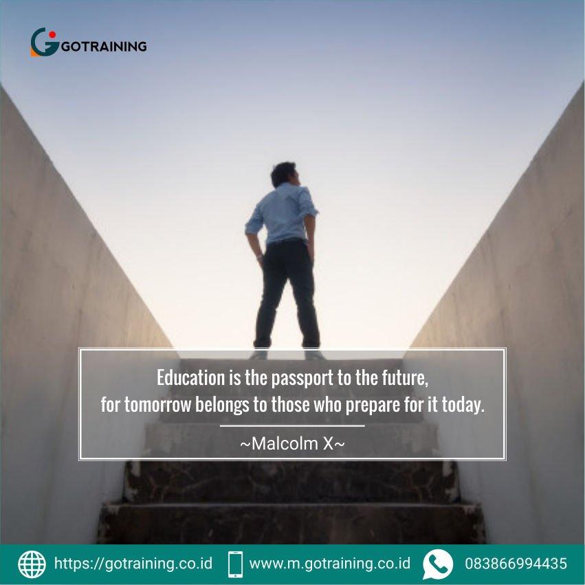 #education is a passport to the future.. #HariKebangkitanNasional #GameOfThronesFinale #TheFinalEpisode #Harkitnas2019 #BangkitUntukBersatu #quotes #MotivationalQuotes #GOTFinale #DemThrones #MITB #mondaythoughts #MondayMotivation #motivation #Motivasi #motivational #scholarship